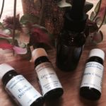Essential oils for fertility massage